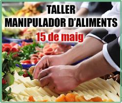 Taller manipulador d'aliments