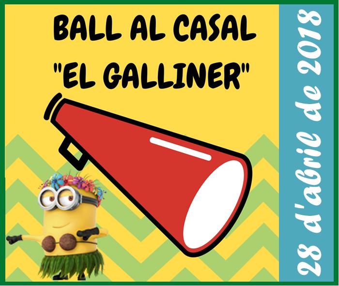banner ball galliner
