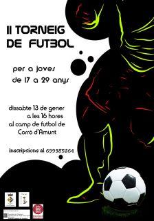 cartell torneig futbol