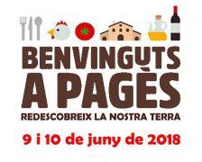 Benvinguts a Pagès: Redescobreix la nostra terra.