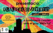 Presentació Pla Local de Joventut