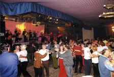 El popular i tradicional ball de Festa Major.