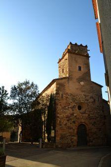Façana principal Església Sant Muç.
