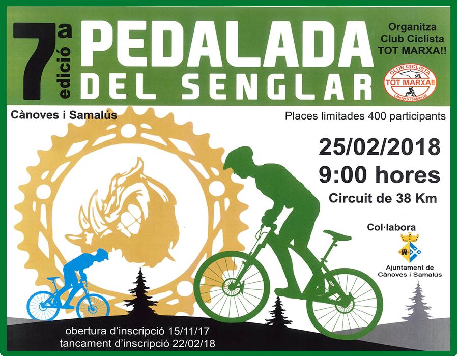 banner pedalada