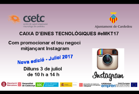 Instagram x empreses
